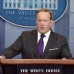 Estados Unidos: Dimite Sean Spicer el portavoz de la Casa Blanca