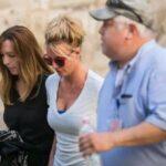 Britney Spears visita Muro de Lamentaciones y cancela cena con Netanyahu