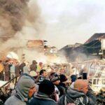 Al menos 8 muertos y 10 heridos por atentado suicida al oeste de Bagdad