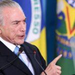 "Brasil: Presidente Temer se declara víctima de una ""herejía jurídica"""