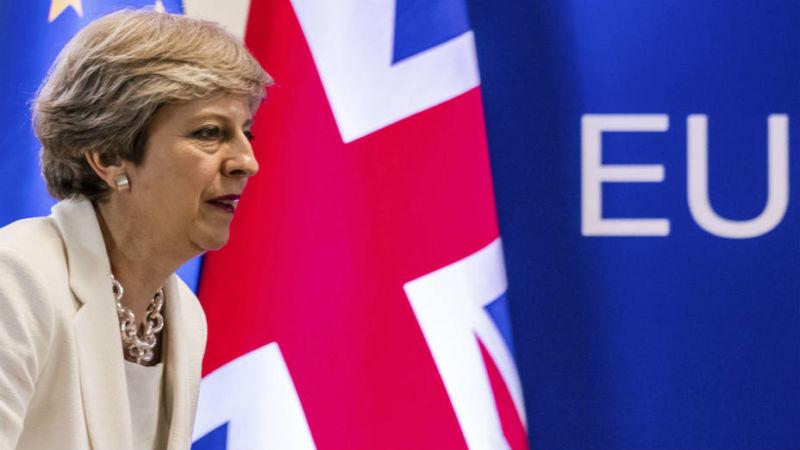 Trump anticipa acuerdo comercial con Reino Unido