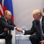 Putin confía en mejorar relaciones con EEUU y niega injerencia electoral