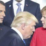 París recibe mañana a Merkel y a Trump con una seguridad blindada