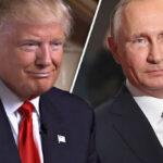 """Trump anuncia que invitará a Putin a la Casa Blanca """"en el momento adecuado"""""""