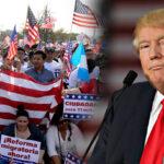 Trump ahora dice que EEUU no está preparado para una reforma migratoria