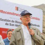 PPK exhorta realizar conversatorio nacional sobre la vivienda (video)