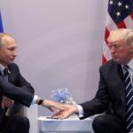Trump y Putin se reúnen por primera vez aprovechando la cumbre de G20