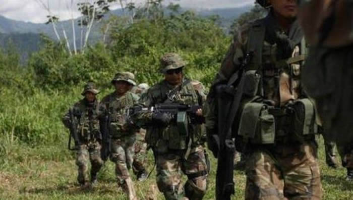 Nuevo enfrentamiento con terroristas deja un militar muerto — Vraem