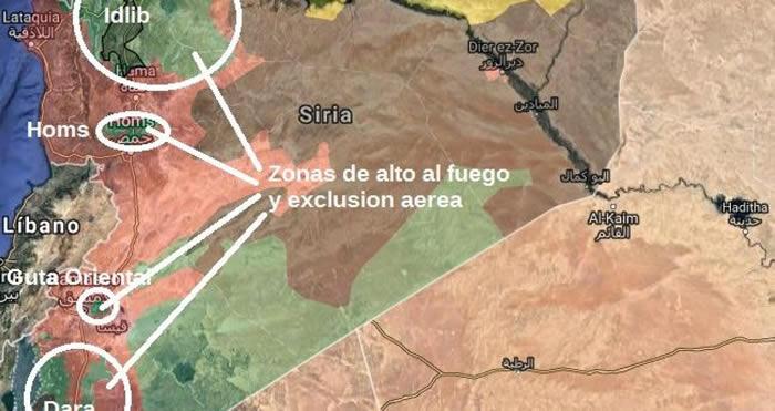 En Siria, EEUU arriesga guerra con Rusia, Irán y Turquía — Informe