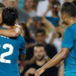 Real Madrid gana a Barcelona 3-1 por la Supercopa de España en el Camp Nou
