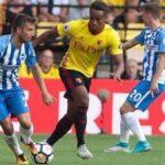 Premier League: André Carrillo debuta con el Watford en empate 0-0 ante Brighton