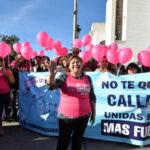 """""""Ni una menos"""": En Arequipa ministra de la Mujer pide romper el silencio"""