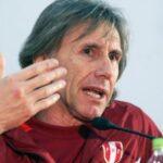 Ricardo Gareca dice que resolución del TAS permite que Perú no dependa de nadie