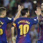 Liga Santander: Barcelona recuperó su imagen dañada al vencer 2-0 a Betis