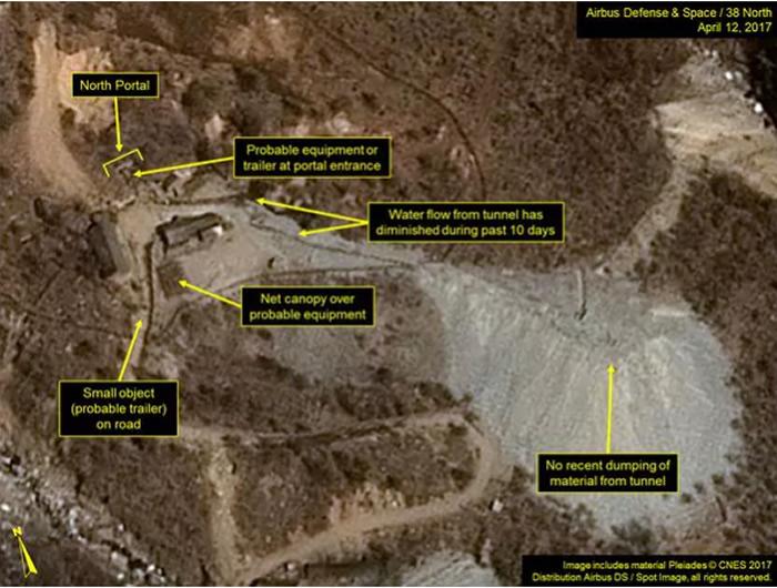 Uruguay condenó lanzamiento de misil norcoreano hacia Japón