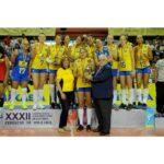 Brasil revalida título sudamericano de voleibol y jugará el Mundial de Japón 2018