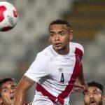 Selección peruana: Miguel Araujo descartado y llamarían a Alexander Callens
