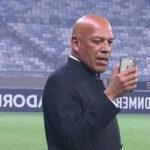 """Jorge Wilstermann: """"Soy una parte pequeña del engranaje"""" dice Roberto Mosquera"""