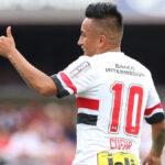 Brasileirao: Sao Paulo con Christian Cueva enfrenta este domingo a Palmeiras
