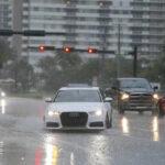 EEUU: Alerta en Miami por inundaciones repentinas por la tormenta Emily