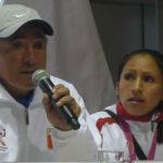 Entrenador de Gladys Tejeda asegura que puede bajar récord de 2h 22