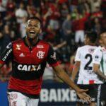 Copa Sudamericana: Flamengo golea 5-0 a Palestino y clasifica a octavos de final