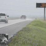 EEUU: Huracán Harvey deja al menos una víctima mortal a su paso por Texas