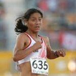 Atletismo Mundial: Inés Melchor llega en el puesto 26 en maratón de Londres