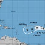 EEUU: Tormenta Irma amenaza convertirse en huracán rumbo al Caribe