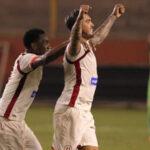 Universitario cerró la última fecha del Apertura ganando al Cantolao 2-1