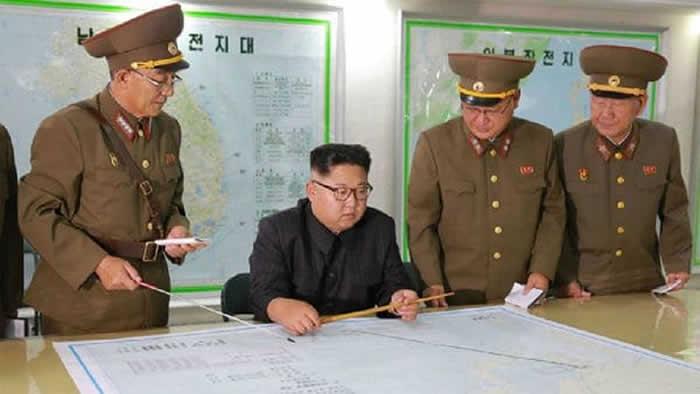 Desatan tensión con Norcorea; EU y Corea del Sur inician ejercicios militares