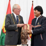 Evo Morales verá con Kuczynski cómo desplazar carga boliviana por Perú