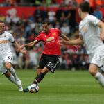 Premier League: Manchester United propina goleada de 4-0 al Swansea