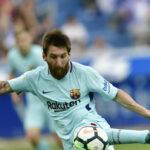 Lionel Messi sigue siendo el jugador mejor pagado del mundo