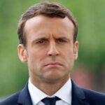 Francia: Se desploma popularidad del presidente Macron