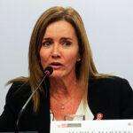 Huelga de docentes: Martens descarta marcha atrás en descuentos