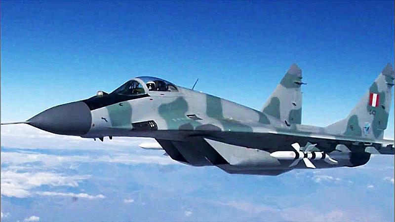 Resultado de imagen para MiG-29