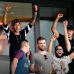 Liga francesa: Con Neymar en el palco PSG vence 2-0 al ascendido Amiens