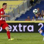 Liga Santander: Atlético Madrid le aplicó una goleada de 5-1 a Las Palmas