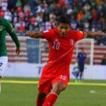Perú vs Bolivia: Hora y canal en vivo por la Eliminatoria Rusia 2018