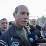 Palestina libera a siete periodistas detenidos por comentarios críticos