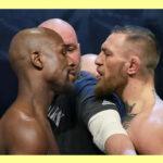 'Pelea del Siglo': Mayweather vs. McGregor se ven las caras en Las Vegas