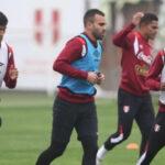 Selección peruana: La bicolor inicia prácticas para la fecha doble de Rusia 2018