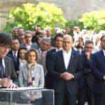 Puigdemont mira a China para adquirir urnas para el referéndum