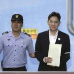 Corea del Sur: Cinco años de cárcel a heredero de Samsung por corrupción (VIDEO)