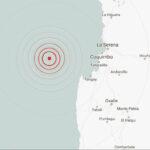 Chile: Sismo de 5.3 grados de magnitud remeció la región de Coquimbo