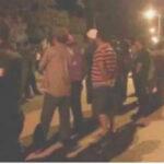 México: Queman vivo a ladrón y rematan de un balazo en la cabeza