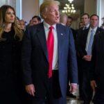 EEUU: Trump arremete contra líder republicano del Senado por 'Obamacare'