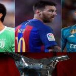 Buffon, Messi y Cristiano candidatos a mejor jugador de la UEFA