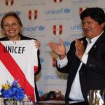 Unicef y la FPF firman importante convenio por la niñez